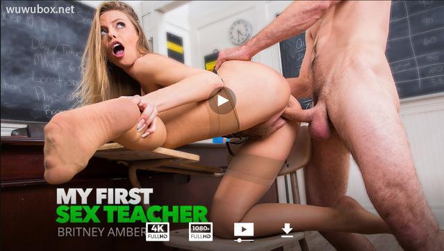我的性启蒙老师my first sex teacher.18.11.28.britney.amber